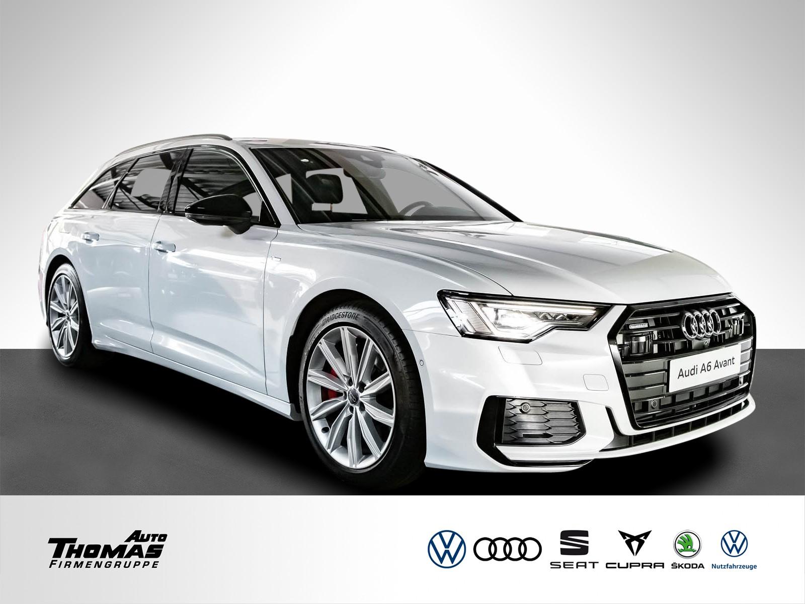 Audi A6 Avant sport 55 TFSIe quattro+LED+NAVI+KAMERA, Jahr 2021, Hybrid