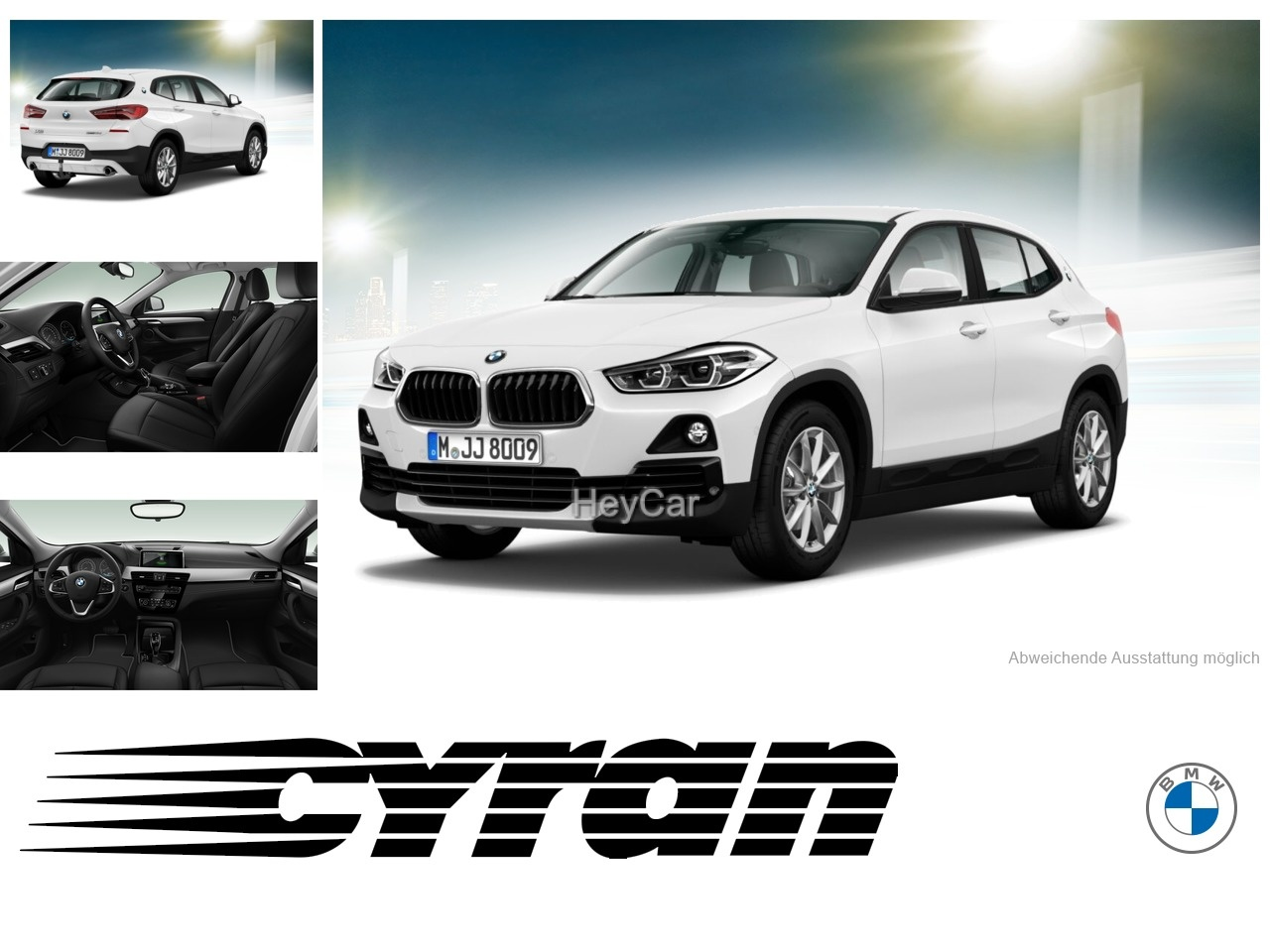BMW X2 sDrive18d Navi Plus,Head Up,AHK LED,Kamera, Jahr 2018, Diesel