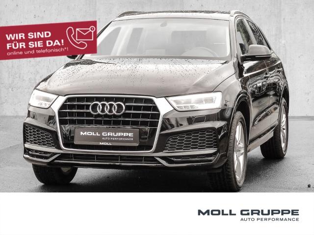 Audi Q3 1.4 TFSI S line ALU LED, Jahr 2017, Benzin