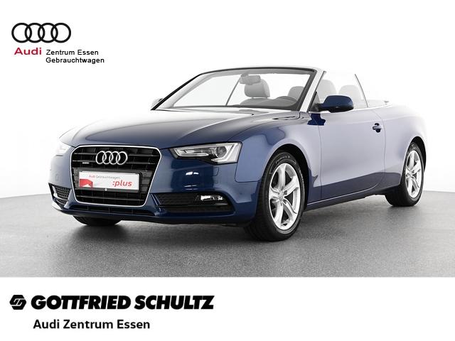 Audi A5 Cabriolet 2.0 TDI quattro SHZ XENON PDC VO FSE MUFU, Jahr 2016, Diesel