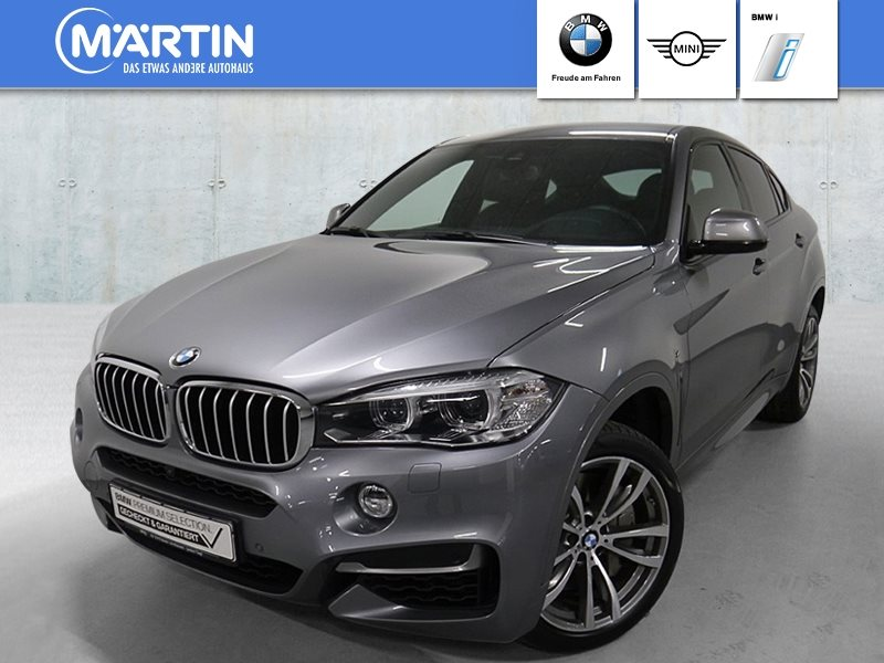 BMW X6 M50d M Sportpaket *Head-Up*HK HiFi*WLAN*RFK*, Jahr 2017, Diesel