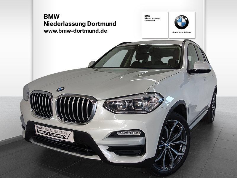 BMW X3 xDrive20d xLine, Jahr 2017, Diesel