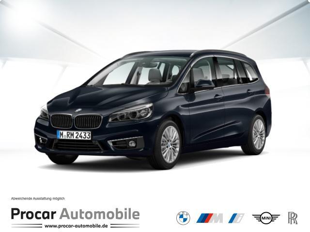 BMW 218 Gran Tourer Toure (HeadUp Kurvenlicht Bluetooth Navi Klima), Jahr 2015, Diesel
