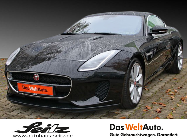 Jaguar F-TYPE 3.0 L V6 PDC,SHZ,Leder,LED,Navi, Jahr 2017, Benzin