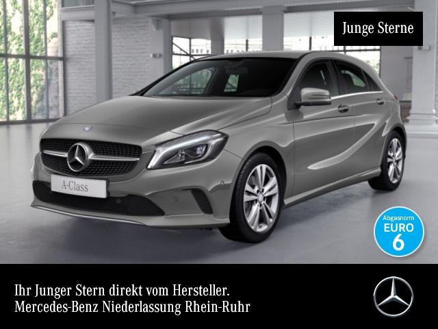 Mercedes-Benz A 200 Urban LED Navi Klimaautom PTS Sitzh, Jahr 2016, Benzin