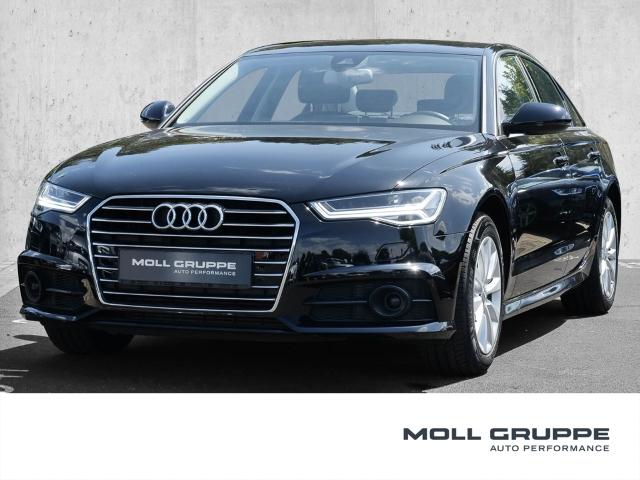 Audi A6 Lim.1.8 TFSI S-tronic Navi plus*Matrix LED*ACC*Leder, Jahr 2017, Benzin