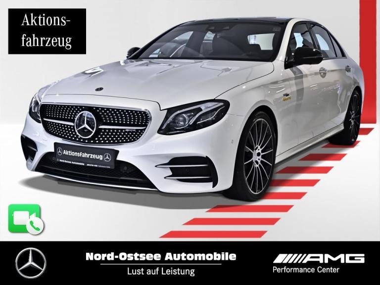 Mercedes-Benz AMG E 53 4m+ VMAX PANO MULTIBEAM AHK 20Z, Jahr 2020, Benzin
