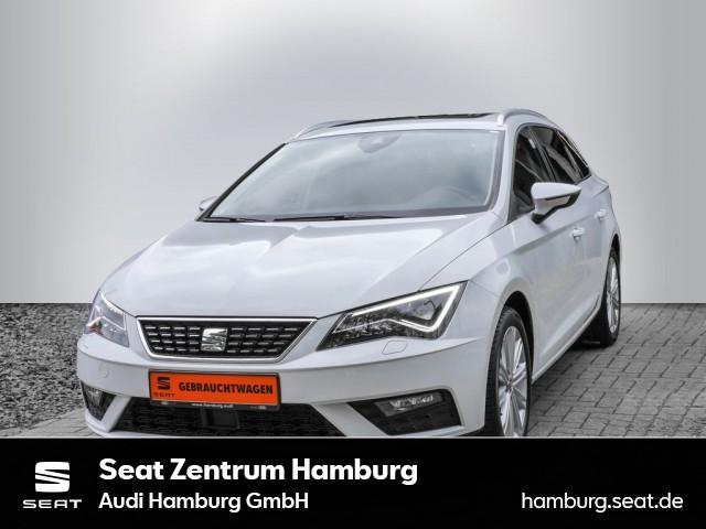 Seat Leon ST 1,4 TSI ACT Xcellence DSG PANO LED NAVI, Jahr 2018, Benzin