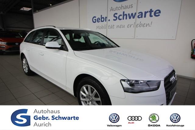 "Audi A4 Avant 2.0 TDI Shzg Climatronic LM 16"", Jahr 2015, diesel"