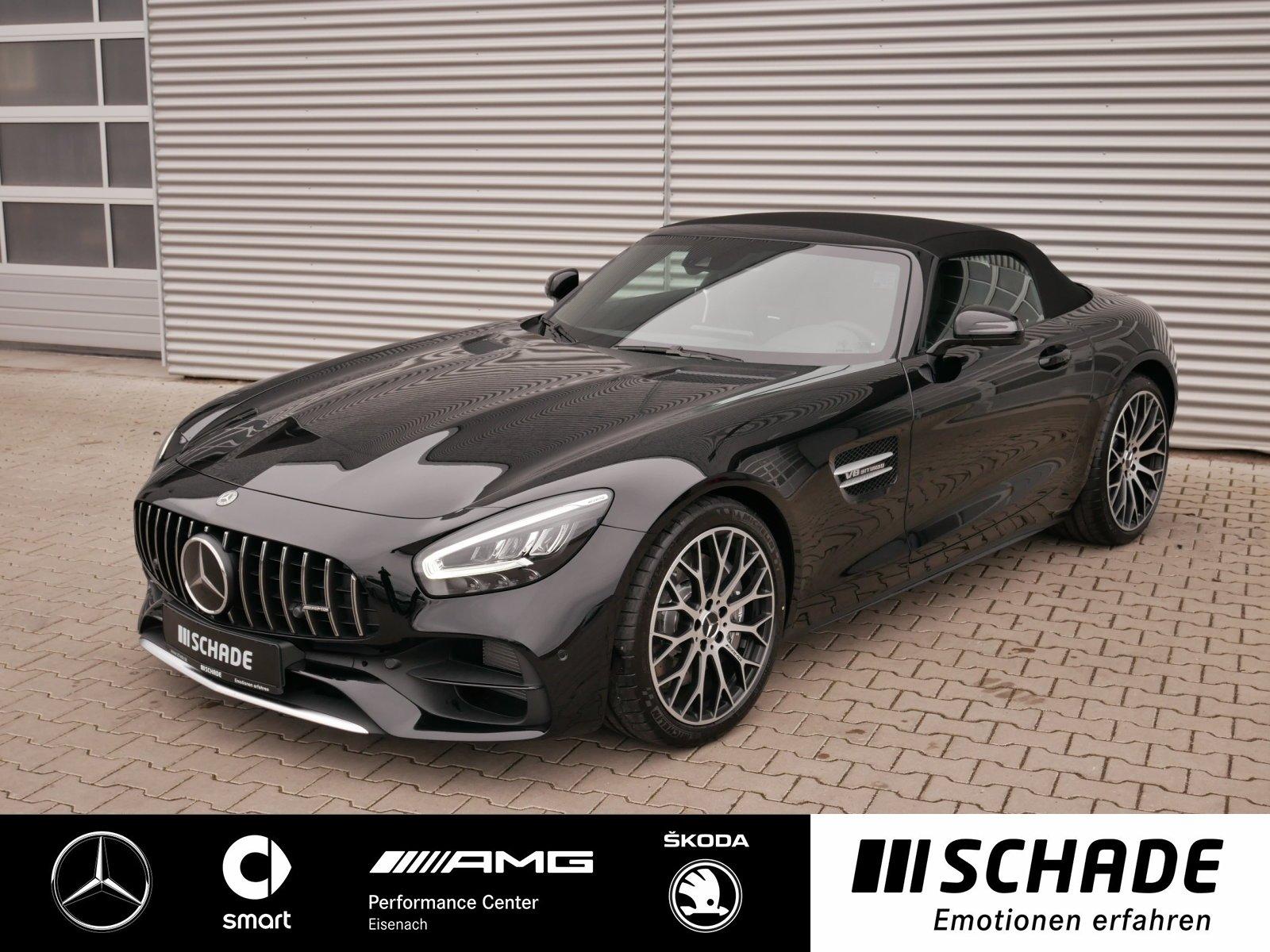 Mercedes-Benz AMG GT Roadster Perform-AbGas*Burmester Klima, Jahr 2019, Benzin