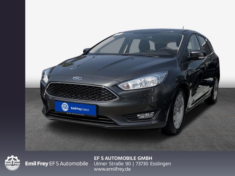 Ford Focus Turnier 1.5 D E6 Econetic Business *AHK/Navi/PPS/Temp./Klima*, Jahr 2018, Diesel