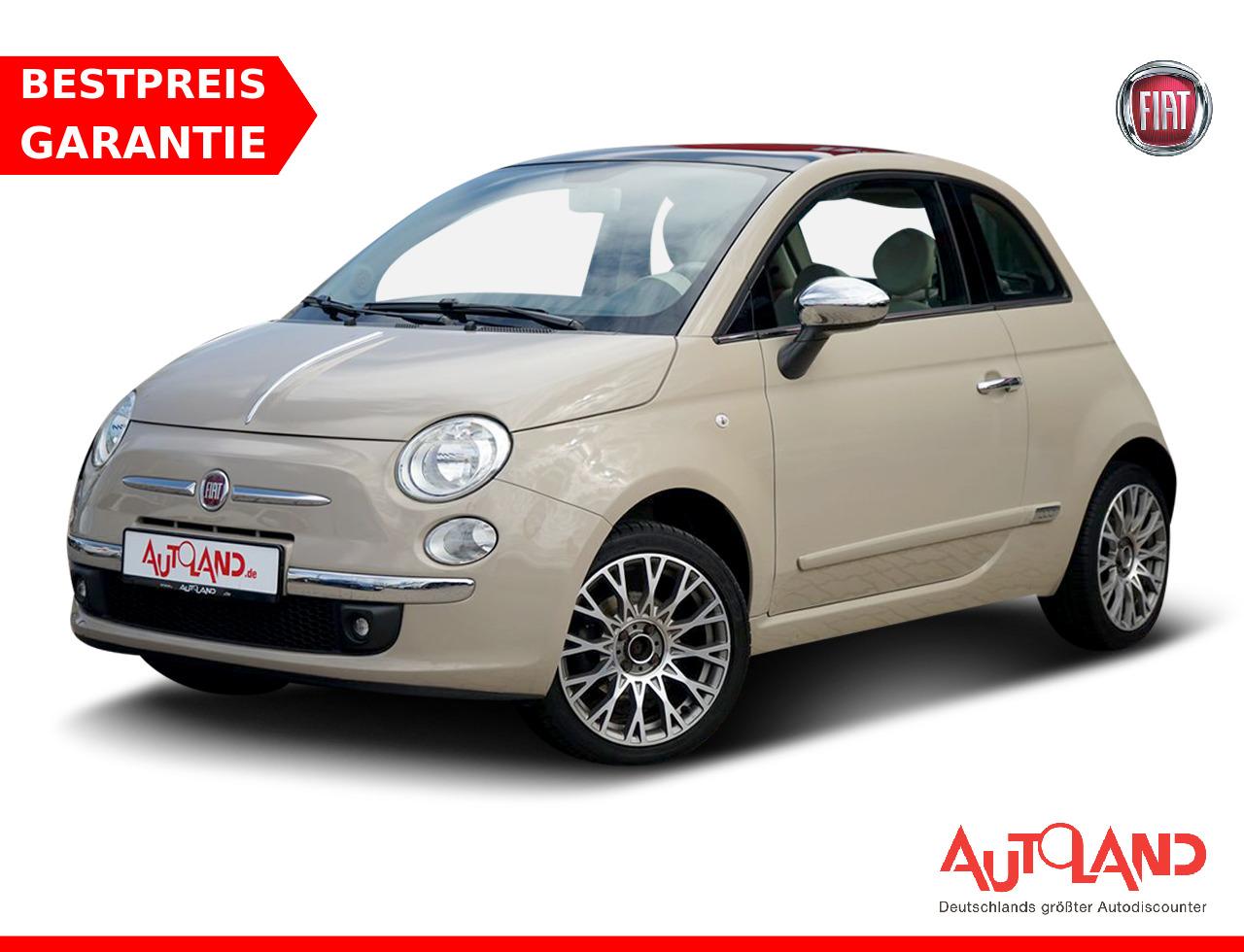 Fiat 500, Jahr 2013, Benzin
