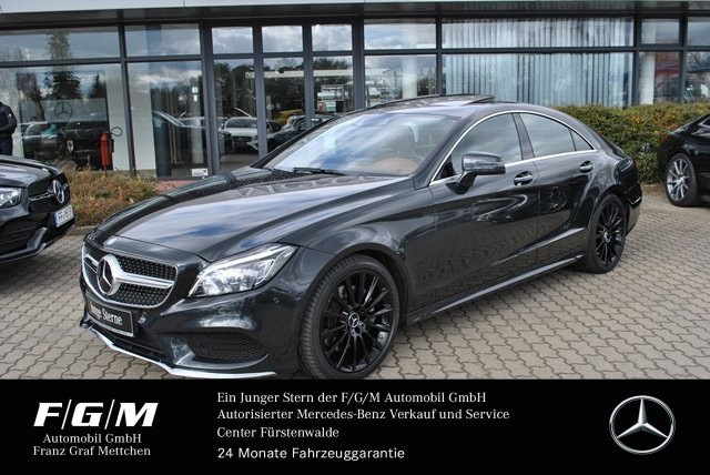 Mercedes-Benz CLS 400 AMG/COMAND/SHD/Distronic/KeyGo/SHD/Memor, Jahr 2016, Benzin