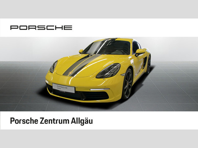 Porsche Cayman, Jahr 2016, Benzin