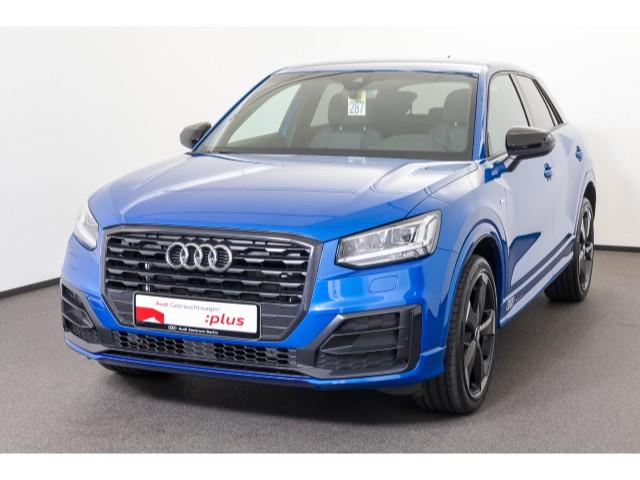 Audi Q2 sport 35 TDI S tronic, Jahr 2020, Diesel