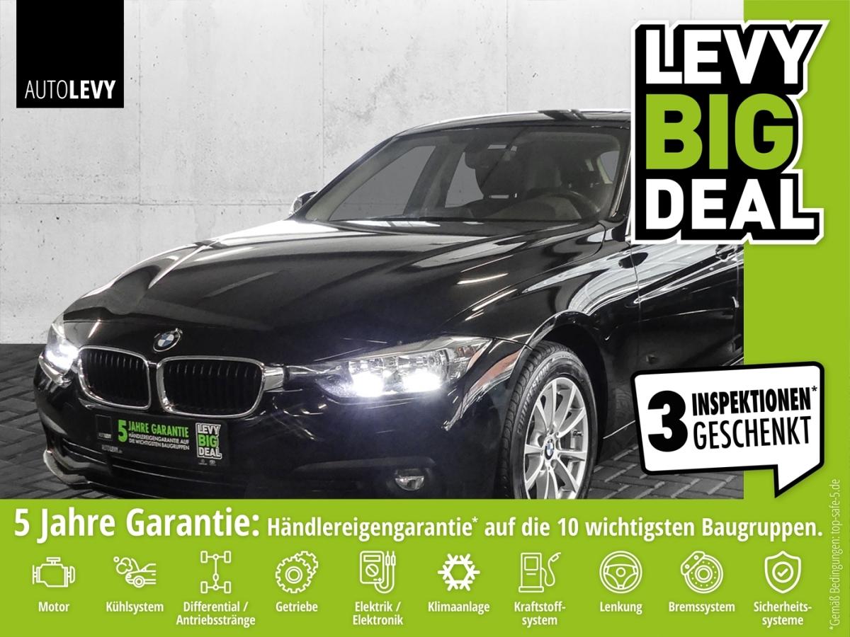 BMW 320d Aut. Advantage *Panorama*M-Lenkrad*, Jahr 2016, Diesel