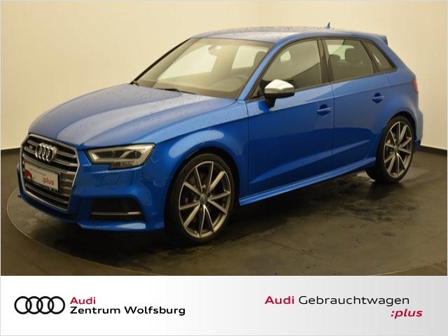 Audi S3 Sportback 2.0 TFSI quattro LED/Leder/Navi/Magne, Jahr 2017, Benzin