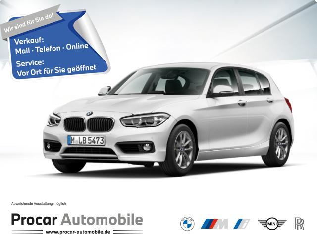BMW 118d Advantage Navi Klimaaut. PDC LED HIFI, Jahr 2018, Diesel