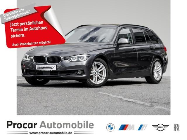 BMW 330D NAVI+AHK+LED+SITZHZG.+PDC+REAL-TIME-TRAFFIC, Jahr 2018, Diesel