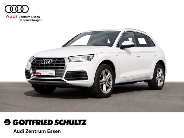 Audi Q5 Sport 2.0 TDI quattro S tronic LEDER NAV XENON PDC VO HI FSE MUFU, Jahr 2018, Diesel