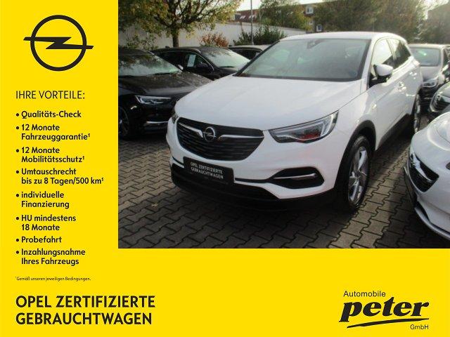 Opel Grandland X 1.6 CDTI Edition Euro6 Sitzhzg./DPF, Jahr 2017, diesel