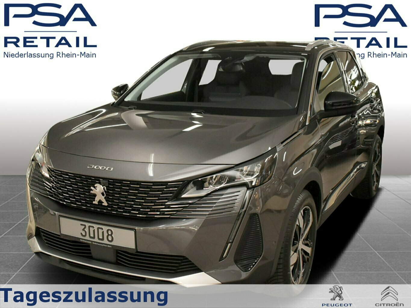 Peugeot 3008 BlueHDi 130 Stop & Start EAT8 Allure Pack, Jahr 2020, Diesel