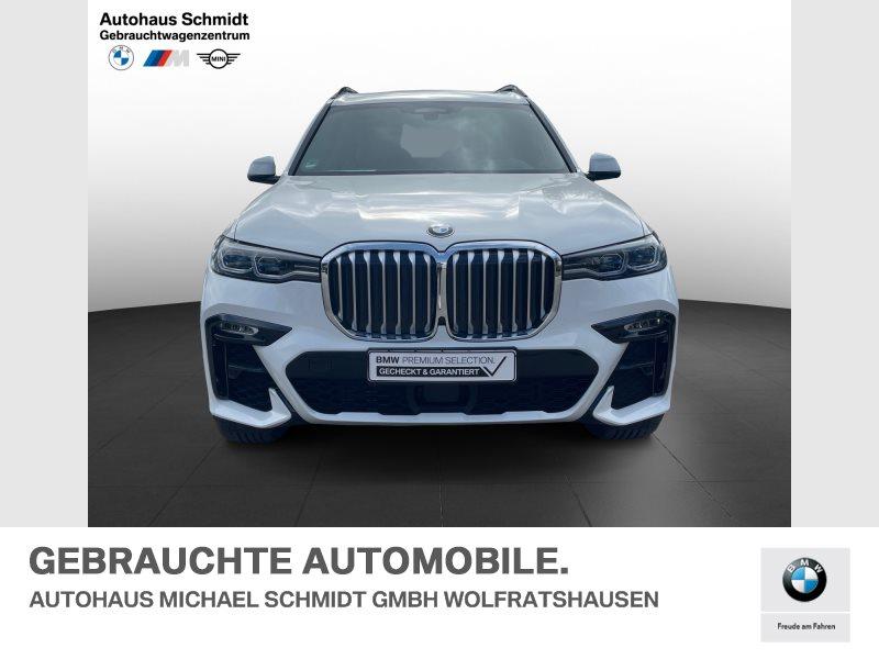 BMW X7 xDrive40d M Sportpaket*21 Zoll*360 Kamera*AHK*Standheizung*, Jahr 2020, Diesel