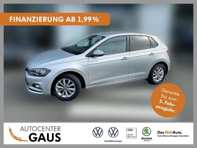 Volkswagen Polo Highline 1.0 TSI Navi Klima, Jahr 2020, Benzin