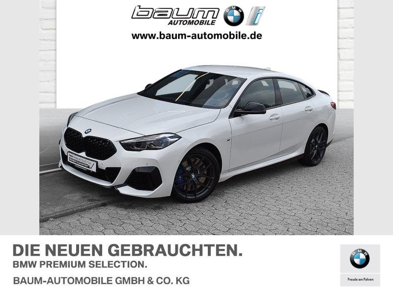 BMW M235i xDrive Gran Coupé Gestiksteuerung Head-Up, Jahr 2019, Benzin
