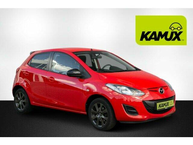Mazda 2 1.3 Iro +Klima +Radio CD +USB +LM-Felgen, Jahr 2014, Benzin
