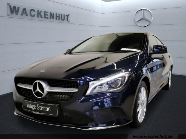 Mercedes-Benz CLA 180 Shooting Brake URBAN LED+NAVI+KLIMA+SITZ, Jahr 2018, Benzin