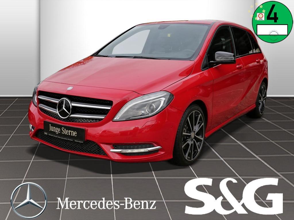 Mercedes-Benz B 180 CDI R.KAM/Park-Pilot/Sitzheizung/Navi/Tem, Jahr 2013, Diesel