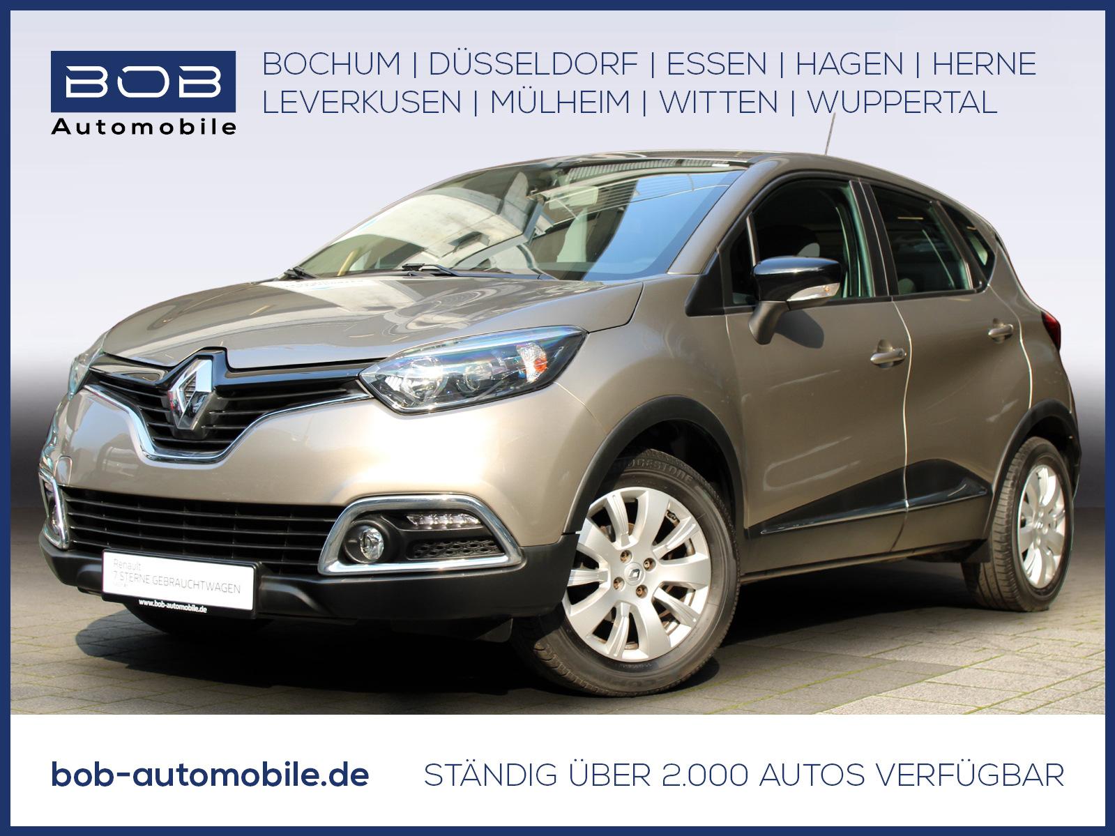 Renault Captur TCe 90 Dynamique KLIMA+PDC+KEYLESS, Jahr 2015, Benzin