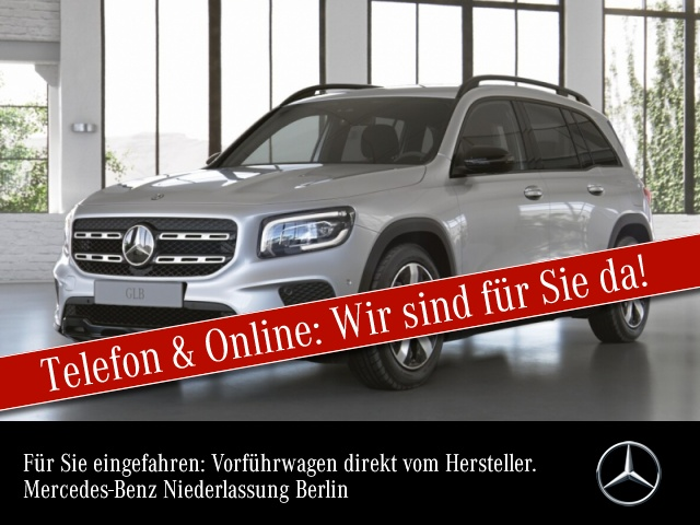 Mercedes-Benz GLB 200 LED Night Kamera Spurhalt-Ass Totwinkel, Jahr 2020, Benzin