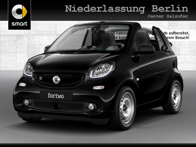 smart fortwo cabrio 60kWed passion BRABUS tailor made, Jahr 2017, Elektro