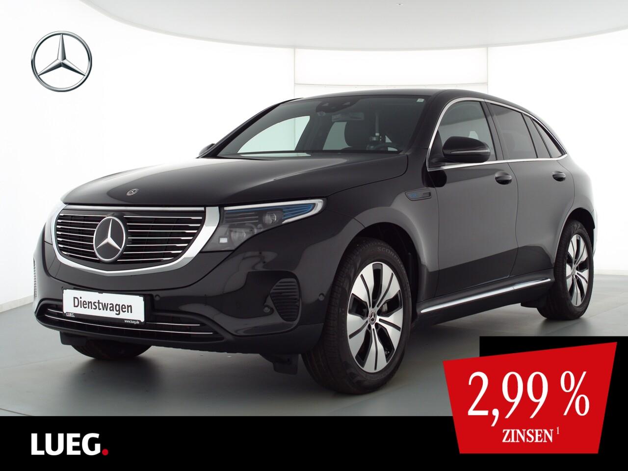Mercedes-Benz EQC finanzieren