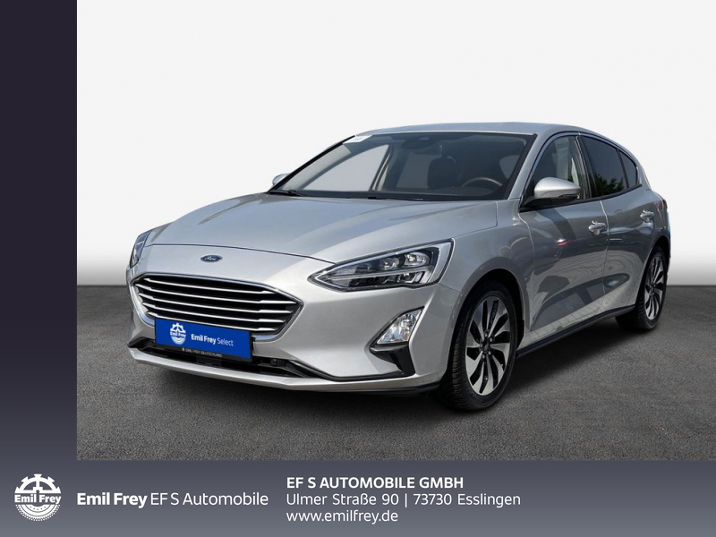 Ford Focus 1.5 EcoBlue C&C*LED/Klimaaut/Winter*, Jahr 2019, Diesel