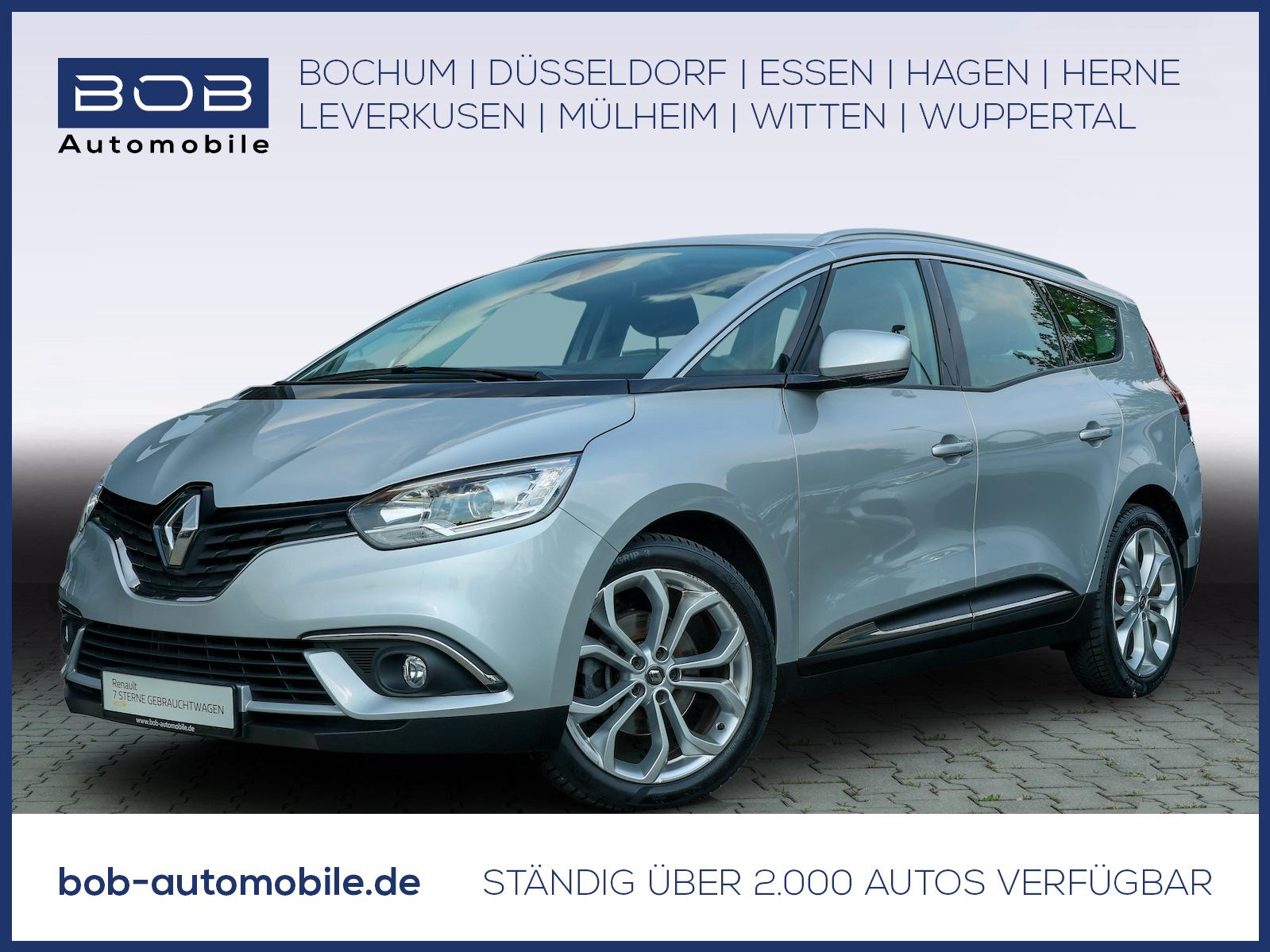 Renault Grand Scenic Scenic dCi 130 NAVI KLIMA PDC LM MF, Jahr 2018, Diesel