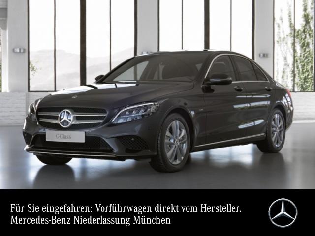 Mercedes-Benz C 300 de AVANTG+LED+Kamera+Spur+Totw+Keyless+9G, Jahr 2021, Hybrid_Diesel