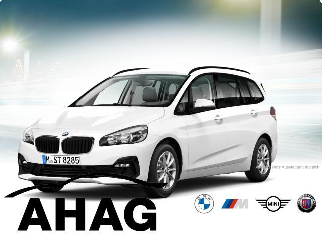 BMW 216 Gran Tourer Advantage Klimaaut. PDC ISOFIX, Jahr 2020, Diesel
