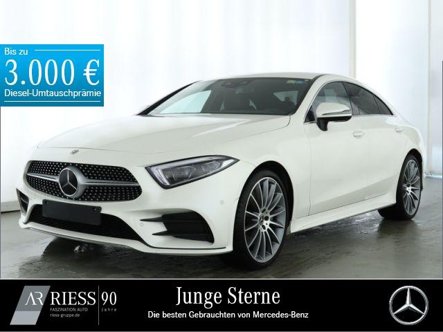 Mercedes-Benz CLS 300 d Cp AMG Multi AHK Memory Wide 20'' DAB, Jahr 2018, Diesel