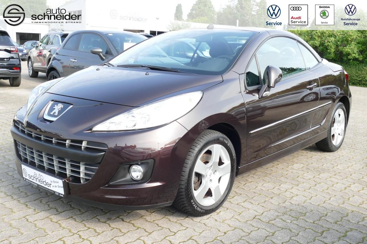 Peugeot 207 CC 1.6 16V VTi 120 Active Klima PDC Sitzheizung, Jahr 2013, Benzin