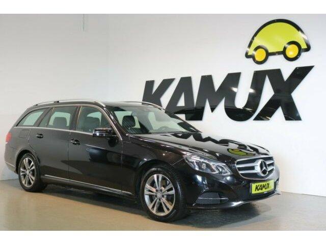 Mercedes-Benz E250 Kombi BlueTEC 4Matic Automatik EURO 6 +NAVI, Jahr 2016, Diesel