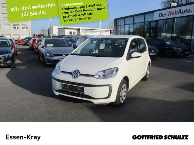 Volkswagen up! move 1.0 KLIMA PDC RADIO FSE GRA, Jahr 2017, Benzin