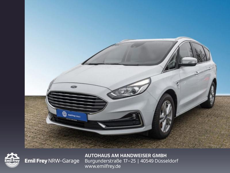 Ford S-Max TITANIUM 2.0 EcoBlue Automatik, Jahr 2020, Diesel