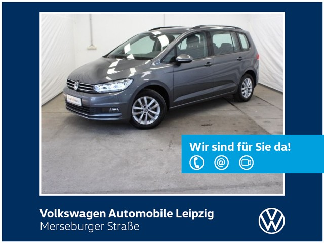 Volkswagen Touran 2.0 TDI Comfortline *LED*AHK*ACC*SHZ*, Jahr 2019, Diesel