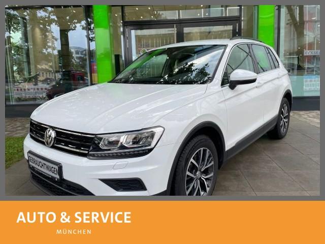 Volkswagen Tiguan 2.0 TDI SCR Comfortline Navi|Virt.Cockpit, Jahr 2019, Diesel