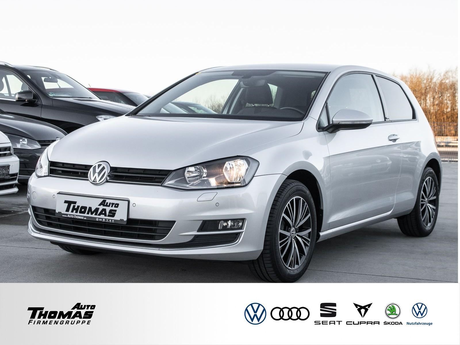 "Volkswagen Golf VII ""Allstar"" 1.2 TSI NAVI+PDC+SHZ, Jahr 2016, petrol"