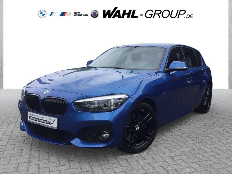 BMW 125i 5-Türer Aut. Edition M Sport Navi Leder LED, Jahr 2019, Benzin