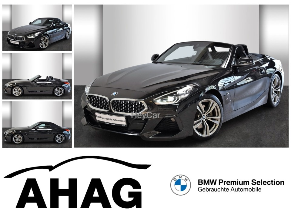 BMW Z4 sDrive20i M SPORT Cabrio Innovationsp., Jahr 2019, Benzin
